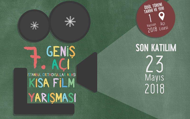 7. Geniş Açı Kısa Film Yarışması